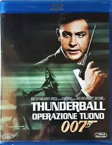 Agente-007-Thunderball-Operazione-tuono-Blu-Ray-Disc-Sealed-Sigillato