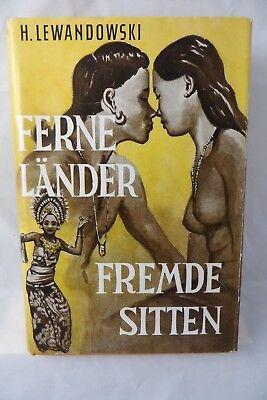 2019 Mode Ferne Länder Fremde Sitten Lewandowski Herbert 1965 Produkte HeißEr Verkauf
