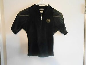 b844bff70 Image is loading Cannondale-Cycling-Jersey-women-039-s-medium-netted-