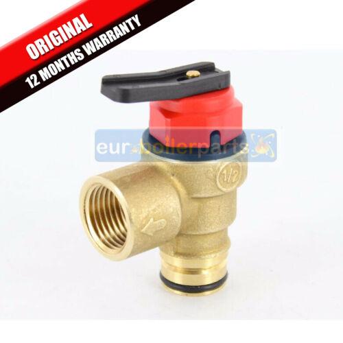 Vokera compact 24 /& option 24 3 bar soulager la pression soupape de sécurité 1806 brand new
