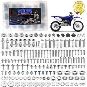 MDR-Yamaha-Factory-172-PIECE-BOLT-HARDWARE-KIT-YZ125-YZ250-YZ250F-YZ450F-WRF450