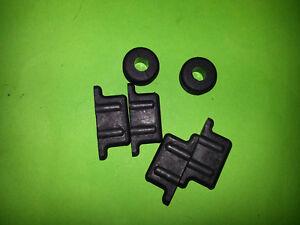 Yamaha-Xj550-XJ-550-cubierta-lateral-Conjunto-goma-deckelgummi-Apagador