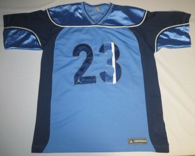 free shipping d6c25 c5788 Mens VTG 90s Nike Air Michael Jordan Jumpman Basketball #23 Jersey Shirt XL  Blue