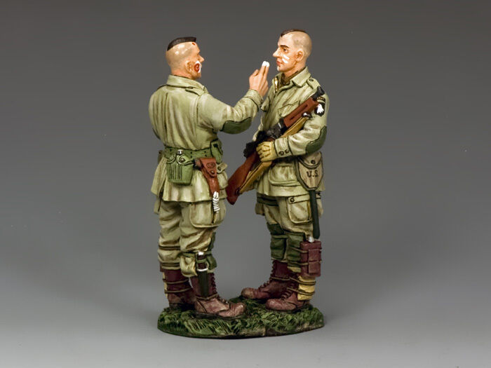 DD269  War Paint  by King & Country