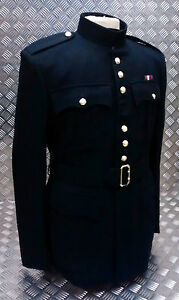 genuine army no1 scots guards dress jacket blues