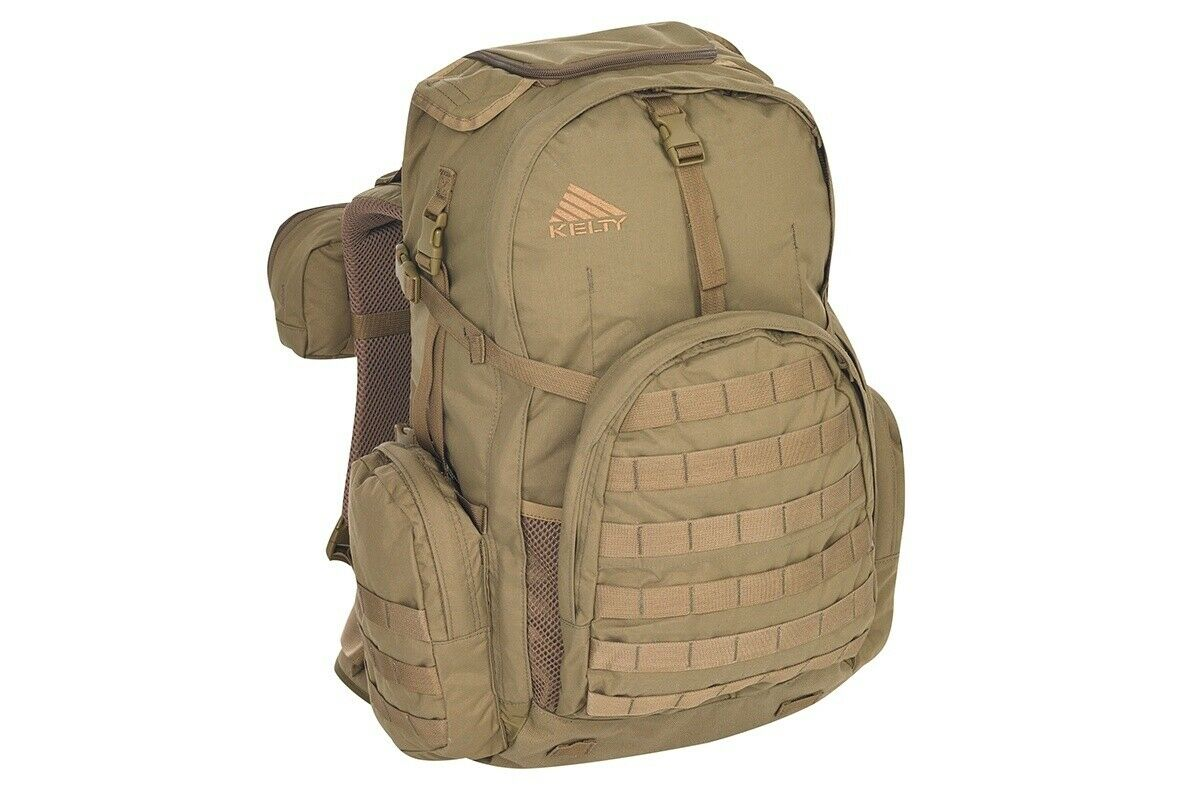 Kelty Raven 2500 Tactical Communication Backpack, Coloree Coyote Marronee