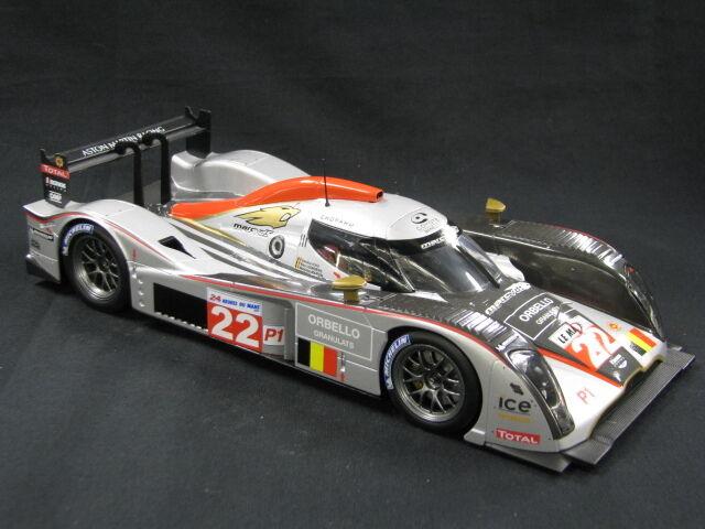 Norev Lola Aston Martin LMP1 2011 Ickx   Martin   Leinders 24h Le Mans (MCC)