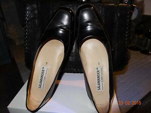 Chaussures Sur Détails Belles Pointure 38 Cuir Salamander Marque HYbe2DWIE9