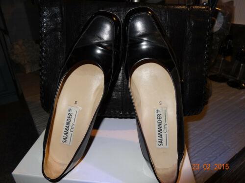 Salamander Pointure Belles Qpgszvmu Chaussures Marque Cuir 38 eEb2YHIW9D