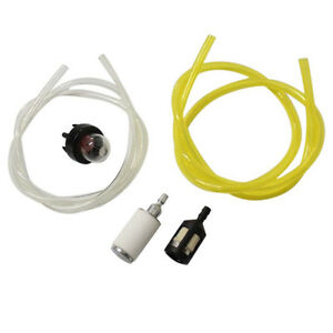 Chainsaw-Fuel-Filter-Gas-Line-Primer-Bulb-For-Mcculloch-3200-3205-3210-11-60003
