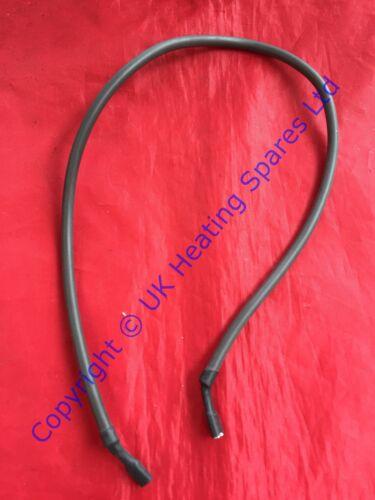FLAVEL orchestra NG GPL brass /& silver électrode d/'incendie au gaz ht plomb 14340 b14340