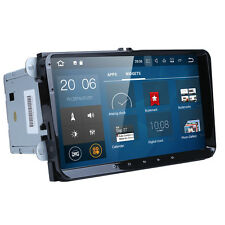 """Fit Skoda VW Caddy Transporter T5 Jetta Golf Polo 9""""Stereo Android 7.1 GPS Radio"""