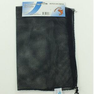 Superfish filter media material bag every size coarse net for Fish pond filter material