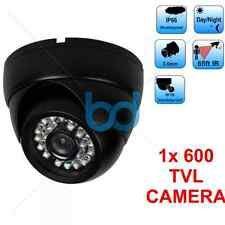 New High Quality Metal IR Dome Camera Indoor Outdoor CCTV Security Night Vision