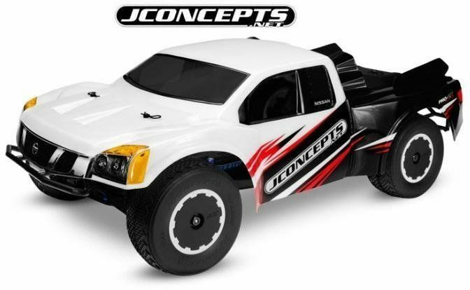 JConcepts 2013 NISSAN TITAN SCT  HI-FLOW A Quadri. LIGHT weight accordi SLA  fino al 65% di sconto