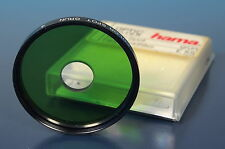 Hama Ø55m Farbeffektfilter effect filter filtre Color-Spot Grün green - (91814)