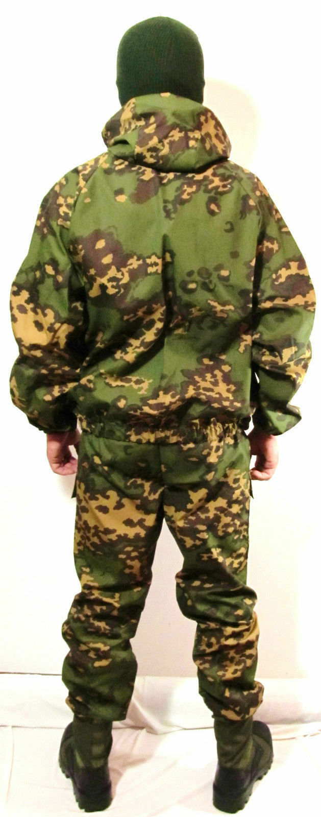 Russia Russian Army Spetsnaz PARTIZAN SS Leto Camo Summer Summer Camo Suit 44-62 acc76b