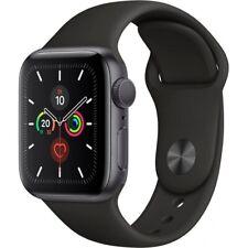 Apple Watch Series 5 (40mm) Alu 32GB GPS (MWV82LL/A) Sportarmband spacegrey