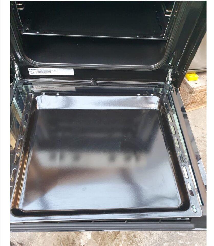 Glaskeramisk kogeplade, Electrolux EKC60305IW, b: 60 d: