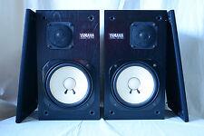 Pair YAMAHA MODEL NS-10M Studio Monitor Speakers