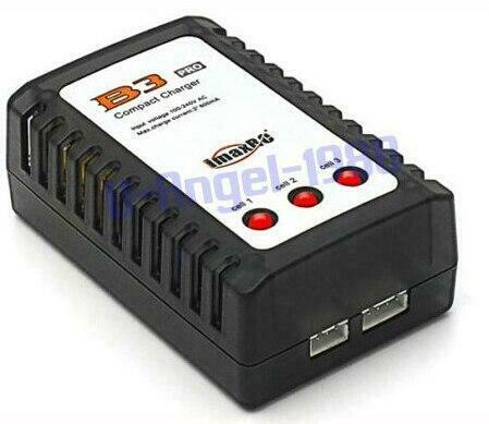1pcs Imax B3 7.4v 11.1v Li-polymer Lipo Battery Charger 2s 3s Cells For Rc Lipo