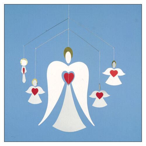 Angel Family Mobile by Torben Nielsen for Flensted Mobiles