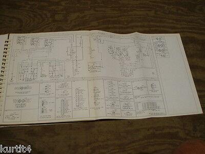 1980 Ford F600 F700 F800 truck wiring diagram schematic ...