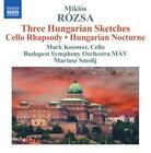 Three Hungarian Sketches von Smolij,Kosower,Budapest SO (2011)