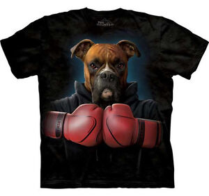 The Mountain Rocky Boxing Gloves Boxer Dog Puppy Animal