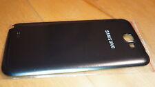 ORIGINAL OEM Titanium Gray Samsung Back Cover Battery Door Galaxy NOTE 2 II i605