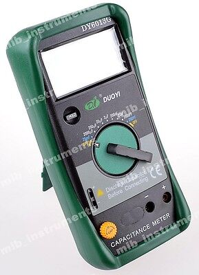 DY6013 Capacitor Capacitance Tester Meter up to 20000uF