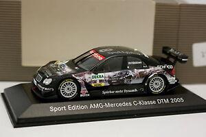 Minichamps-1-43-Mercedes-AMG-C-Classe-DTM-2005-Hakkinen