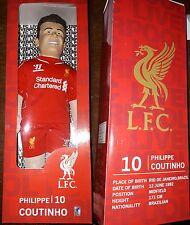 Philippe Coutinho Arsenal FC geante football figurine bubuzz peluche doll fifa
