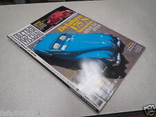 MAGAZINE REVUE RETRO VISEUR RETROVISEUR N° 259 2010 DELAHAYE 175 S r5 turbo *