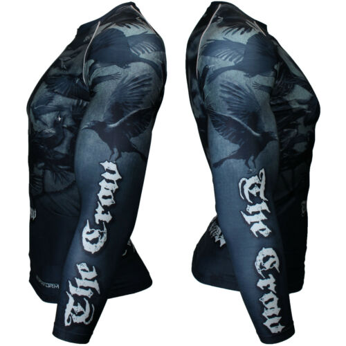 FX-137 Skin Compression Under Rash guard Tight Base layer Gym MMA BTOPERFORM