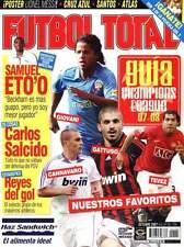 CHAMPIONS LEAGUE GUIDE - Futbol Total # 104 magazine Mexico