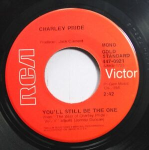 Country 45 charley pride youll still be the one crystal image is loading country 45 charley pride you 039 ll still aloadofball Images