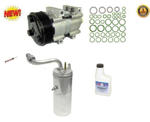 orings New A//C Compressor w Accum Orifice oil fits03-01 Ford Excursion 7.3L