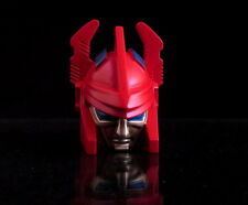 Transformers G1 Japan masterforce Nero ZARAK HEAD riproduzione in resina