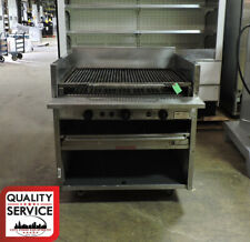Magikitchn Fm Smb 636 Commercial Gas Charbroiler