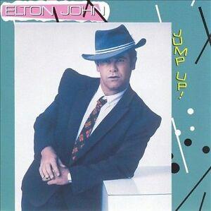 ELTON-JOHN-Jump-Up-CD-BRAND-NEW-Remastered