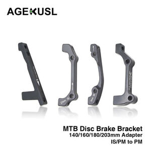 Brake-Bracket-IS-PM-A-B-to-PM-A-Disc-Brake-Mount-Adapter-140-160-180-203mm-Rotor