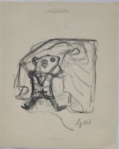 Image Is Loading GARTH WILLIAMS ORIGINAL BOOK DRAWING 10 TINY GOLDEN