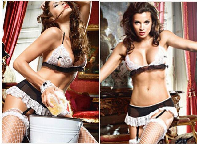 lingerie Valentine costume