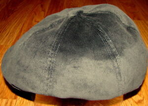 0968e603 Image is loading Forrester-KANGOL-Corduroy-Hawker-Style-K4177HT