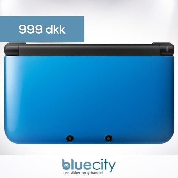 Nintendo, Nintendo 3DS XL Blå