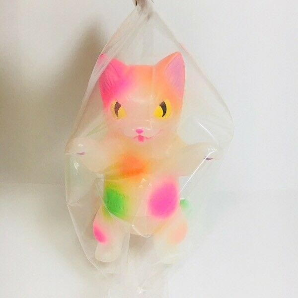 Konatsuya NEGORA Fruits Candy sofubi figure Konatsu Design Festa Cat Japan F/S
