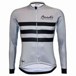 Arrivee Performance Men's Black//Neon Regional Short Sleeve Jersey Various Sizes
