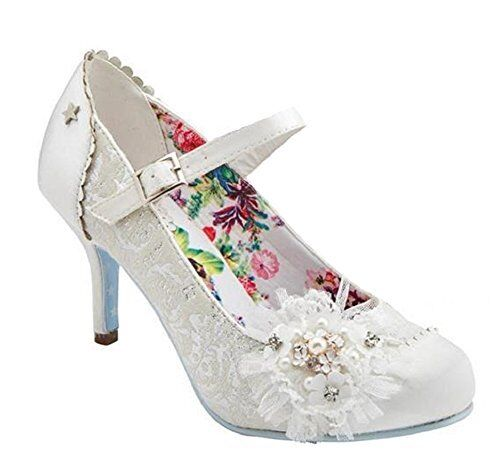 Joe Brauns Couture Hitched Wedding Schuhes NEU SS18   Größe 5