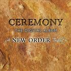 Ceremony: A New Order Tribute by Various Artists (CD, 2012, 24 Hour Service Station)